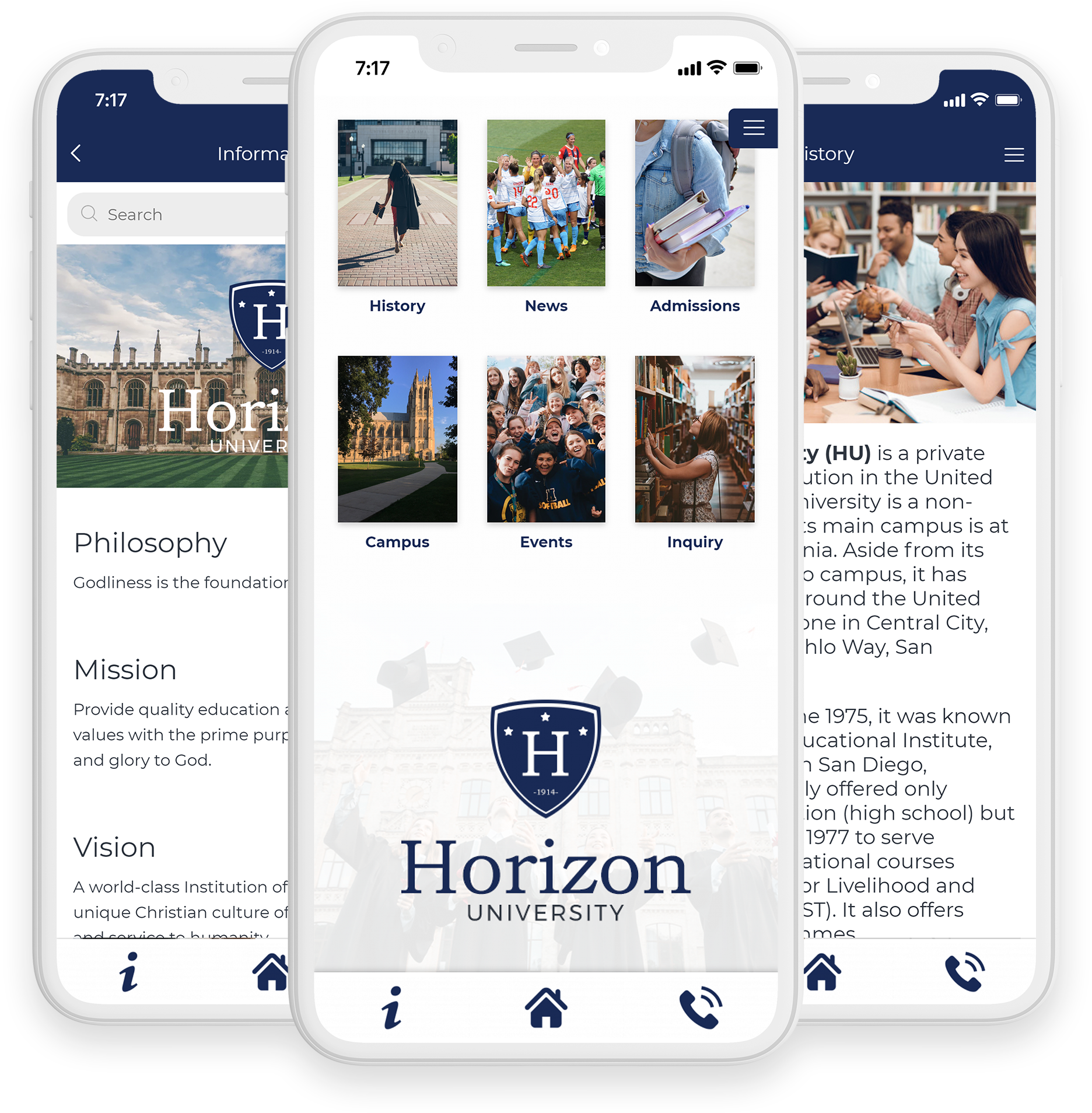 Build the ultimate app for your educational institution