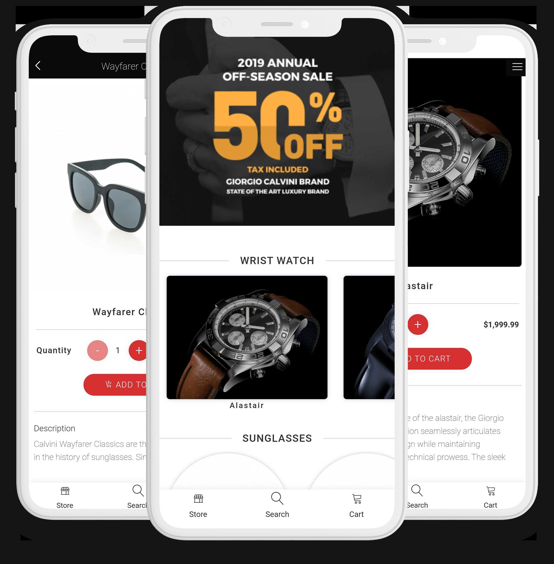 Bouw de ultieme mobiele app voor jouw online shop