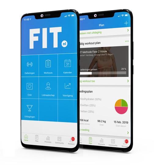 Bouw de ultieme fitness app voor jouw atleten